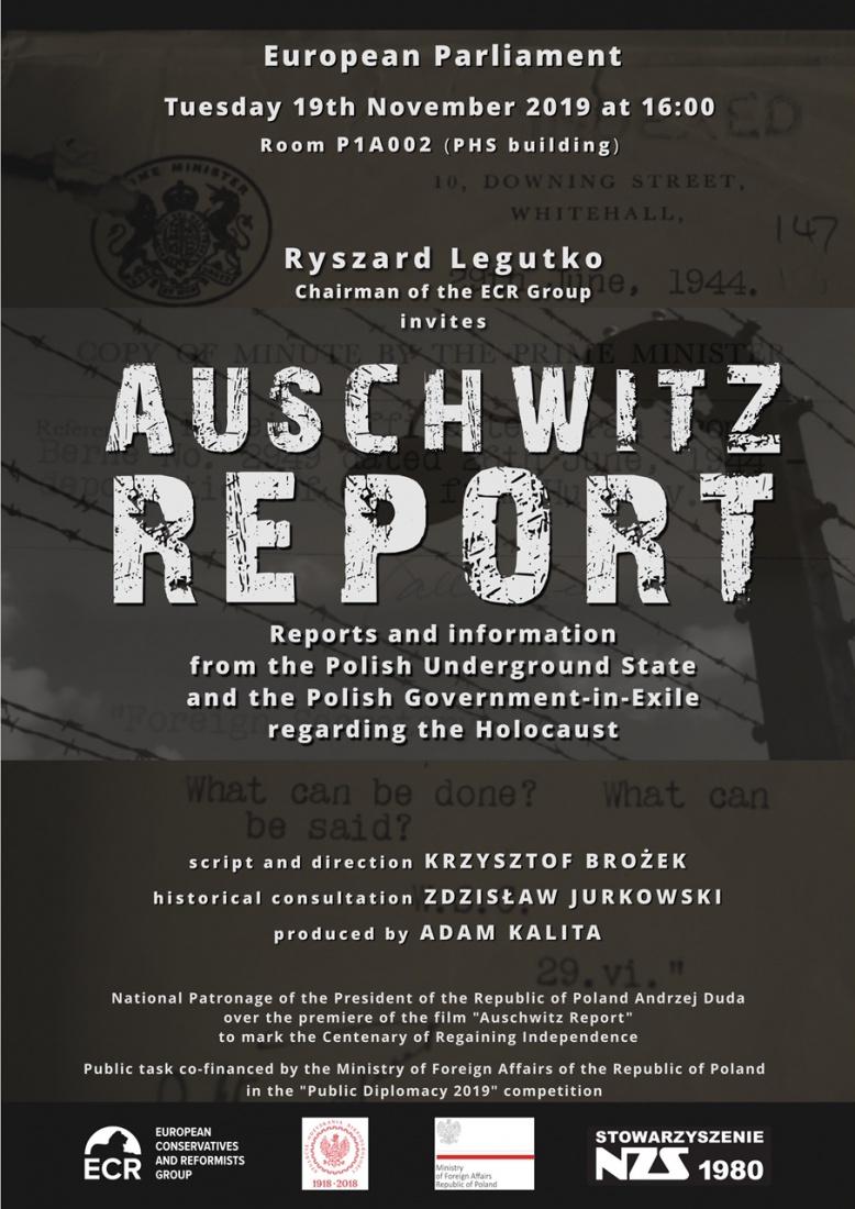 Auschwitz raport